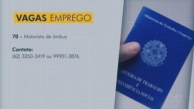 Confira vagas de emprego abertas em Goiânia - Veja como se candidatar.