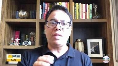 Mensagens que causam ódio e angústia precisam ser analisadas com calma, diz escritor - Jaime Ribeiro é gestor em educação e escreveu livro sobre empatia.