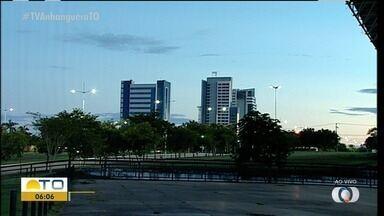 Janela do BDT: veja como deve ficar o tempo hoje em Palmas - Janela do BDT: veja como deve ficar o tempo hoje em Palmas
