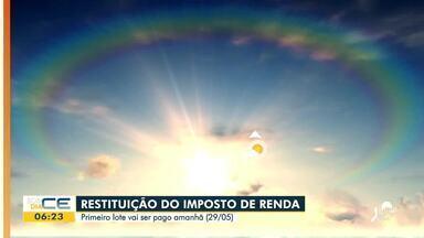Veja a previsão do tempo com Bárbara Sena - Confira mais notícias em g1.globo.com/ce