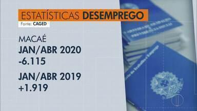 Ministério do Trabalho divulga dados de vagas de trabalho fechadas em 2020 - As vagas deixaram de existir principalmente entre março e abril, justamente durante a pandemia do novo coronavírus.