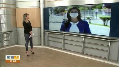 Mucurici tem a primeira morte confirmada pela Covid-19 - Paciente de 77 anos estava internada no Hospital Roberto Silvares