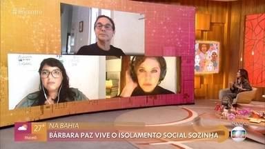 Anorexia Alcoólica: Bárbara Paz interpretou Renata em ´Viver a Vida´ - Porque desenvolvemos algum tipo de compulsão?