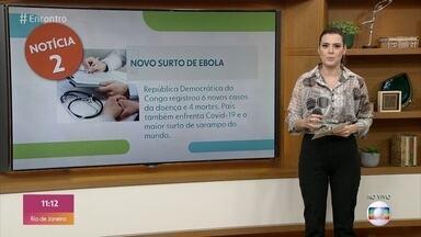 Rio de Janeiro começa a flexibilizar o isolamento - Calçadões foram liberados para atividades físicas