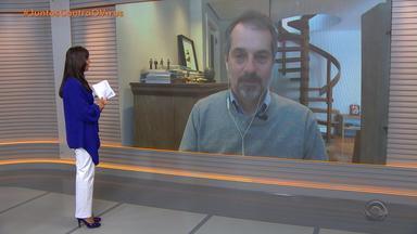 Tulio Milman fala sobre tentativas de golpes pela internet - Assista ao vídeo.