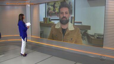 Paulo Germano comenta sobre iniciativas para ajudar artistas durante a pandemia - Assista ao vídeo.