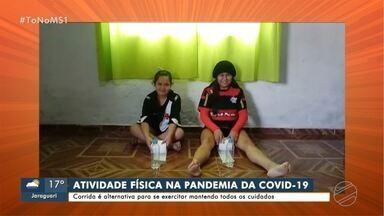 Olimpíadas Escolares: mamães em ação no nosso desafio - Faça também o desafio e mande o vídeo no whatsapp 9.9933-5358.
