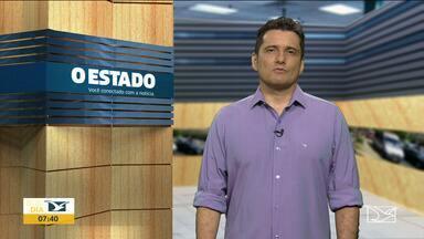 Confira as manchetes do jornal 'O Estado do Maranhão' - Diretor de Redação do exemplar, Clóvis Cabalau, apresenta as principais notícias na manhã desta quinta-feira (4).