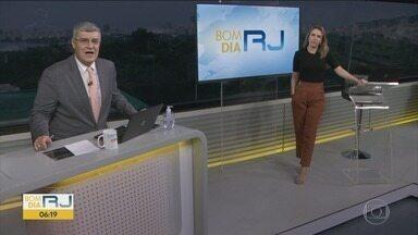 Bom Dia Rio - Edição de quinta-feira, 04/06/2020 - As primeiras notícias do Rio de Janeiro, apresentadas por Flávio Fachel, com prestação de serviço, boletins de trânsito e previsão do tempo.