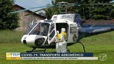 A partir desta quinta-feira, 4, o serviço de transporte aeromédico é regulado por Santarém - Antes, o serviço era regulado por Belém, o que representava demora em alguns casos.