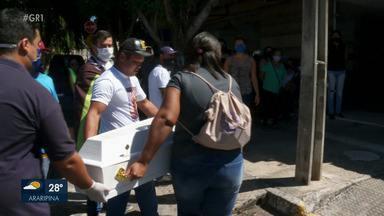 Patroa da mãe do menino Miguel Otávio é autuada por homicídio Culposo - Menino morreu na terça-feira, depois de cair do nono andar do prédio, onde a mãe trabalha como empregada doméstica.
