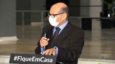 Governo de SP faz testes rápidos de Covid-19 em asilos e unidades da Fundação Casa - O Governo de São Paulo começou a fazer, nesta quinta-feira (4), testes rápidos de Covid-19 nas unidades da Fundação Casa e em asilos do estado.