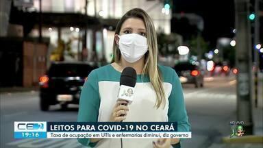 Os casos de covid-19 no Ceará e a redução no número de mortes - Saiba mais em: g1.com.br/ce