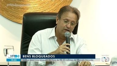 Justiça determina bloqueio de bens de Marcelo Miranda no valor de R$ 23 milhões - Justiça determina bloqueio de bens de Marcelo Miranda no valor de R$ 23 milhões