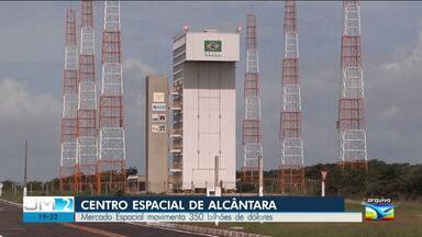 Mercado espacial movimenta R$ 350 bilhões de dólares - O ministro da Ciência e Tecnologia, Marcos Pontes, realizou uma visita técnica ao Centro Espacial de Alcântara. As atividades do CEA devem começar ainda este ano.