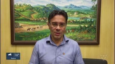 Cubatão recebe mais 10 leitos de UTI para tratamento de Covid-19 - Anúncio de reforço foi feito pelo Estado nesta quinta-feira (4).