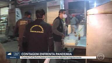Justiça impede abertura de shoppings em Contagem - A cidade tem 389 casos de Covid-19. 16 pessoas morreram.