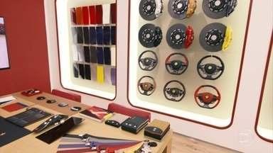 Personalização de fábrica vira tendência nos carros - Possibilidades e curiosidades de esportivos a modelos nacionais.