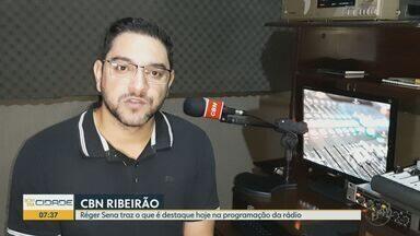 HC confirma segunda etapa de pesquisa sobre Covid-19 em Ribeirão Preto, SP - Esse é um dos destaques da Rádio CBN Ribeirão.