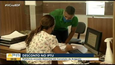 Prefeitura de Conceição do Araguaia, no sul do Pará, abre prazo para negociação de dívidas - Quem tem impostos atrasados pode parcelar ou obter descontos para pagamento à vista.