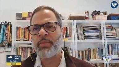 Médico explica como lidar com a preocupação com a Covid-19 - Roberto Debski deu dicas para lidar com o medo neste período.