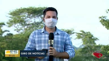 Mais três pessoas morrem com coronavírus em Colatina, no Noroeste do ES - Os três pacientes possuíam outros problemas de saúde. Até o momento, oito pessoas morreram na cidade.