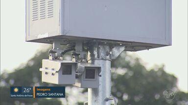 Santa Bárbara d'Oeste tem 18 novos pontos de radares fixos - Os novos pontos de fiscalização começam a funcionar nesta terça-feira (9) e os limites de velocidade vão de 50 a 70 km/h.