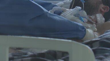DF tem 18.090 casos de Covid e 236 mortes - Segundo a Secretaria de Saúde, 63% dos leitos de UTI estão ocupados.