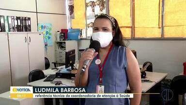 Cursos para enfrentamento contra Covid-19 são oferecidos gratuitamente em Montes Claros - A capacitação oferecida na pandemia está com inscrições abertas.