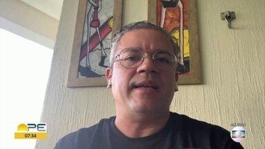 Pesquisador explica relação entre retomada da economia e aumento de casos de Covid-19 - Rafael Moreira, da Fiocruz, afirma que é preciso ter cautela na reabertura de atividades econômicas para evitar crescimento do número de infectados pelo novo coronavírus.