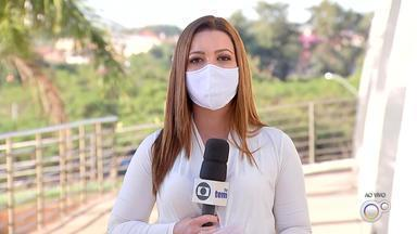 Comércio de Rio Preto tem de se adaptar para vendas no Dias dos Namorados na pandemia - Nesta sexta-feira (12) é o Dia dos Namorados, data que costuma ser muito importante para o comércio, mas que esse ano está tendo que se adaptar por causa das restrições de horários.