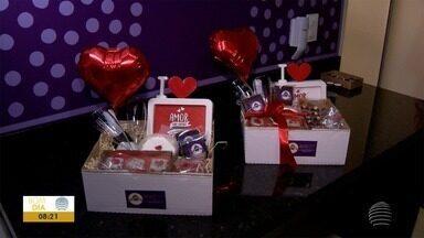 Dia do Namorados aumenta expectativa de vendas - Estabelecimentos apostam na criatividade dos produtos.