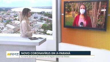 Rondônia passa dos 10 mil casos confirmados da Covid-19 - Confira o balanço de casos do novo coronavírus em algumas cidades do estado.