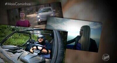 """Rafael Ristow nos convida a relembrar o """"Trilhas da Aventura Famosos"""" - O programa será reprisado a partir do dia 20 na tela da EPTV!"""
