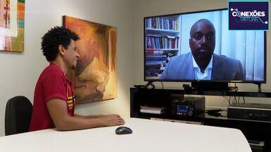Cleifson Dias fala sobre os direitos das vítimas de racismo - Cleifson Dias fala sobre os direitos das vítimas de racismo