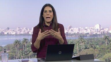 RJ1 - Íntegra 13/06/2020 - O telejornal, apresentado por Mariana Gross, exibe as principais notícias do Rio, com prestação de serviço e previsão do tempo.