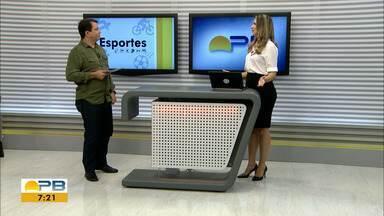 Kako Marques traz as notícias do esporte no Bom Dia Paraíba desta terça-feira (16.06.20) - Fique bem informado, torcedor paraibano