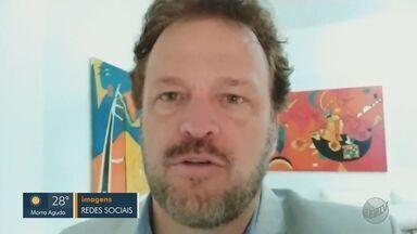 PF apreende computador, celular e documentos em casa de engenheiro de São Simão, SP - Ele é alvo de investigação de ataques contra o STF e o Congresso Nacional.