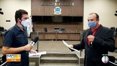 Projeto protocolado pela Câmara de Vereadores proíbe soltar pipa em Montes Claros - Presidente da Câmara de Vereadores fala sobre novo projeto.