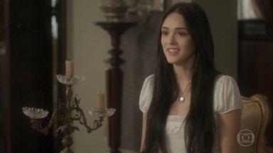 Miss Liu concorda em fugir com Anna - Com o apoio da ama, Anna fica esperançosa em se livrar de Thomas