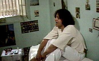 Guilherme Arantes canta 'Amanhã' - A música é tema de Júlia, na novela Dancin'Days. Depois de ficar 11 anos na penitenciária, Júlia vive um novo drama: arranjar um emprego e evitar que acabe tendo que voltar à prisão.