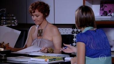Esther e Vanessa trabalham na coleção - Para Vanessa, a Fio Carioca e Esther são indissociáveis