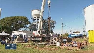 Ministério Público investiga falta de água em Brodowski, SP - Metade dos moradores continua com torneiras secas.