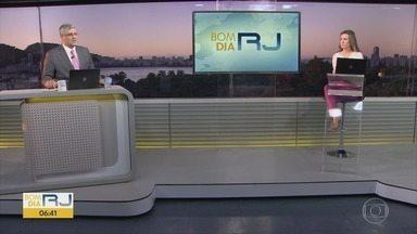 Bom Dia Rio - Edição de quinta-feira, 18/06/2020 - As primeiras notícias do Rio de Janeiro, apresentadas por Flávio Fachel, com prestação de serviço, boletins de trânsito e previsão do tempo.