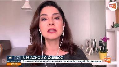 Carolina Bahia fala sobre prisão de Fabrício Queiroz, ex-assessor de Flávio Bolsonaro - Carolina Bahia fala sobre prisão de Fabrício Queiroz, ex-assessor de Flávio Bolsonaro