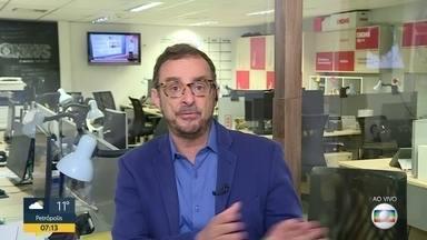 Octavio Guedes comenta prisão de Queiroz e processo de impeachment de Witzel - Comentarista expõe atitudes de Queiroz que atrapalham a investigação da rachadinha na Alerj.