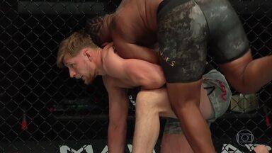 Luta principal do UFC Las Vegas decepciona os amantes do esporte - Luta principal do UFC Las Vegas decepciona os amantes do esporte
