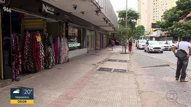 Belo Horizonte segue em atenção máxima por causa da Covid-19 - Flexibilização do comércio ainda não será ampliada na capital.