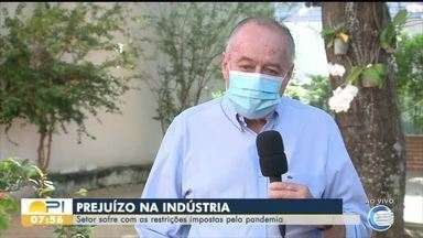 Freitas Neto fala sobre impactos da pandemia na indústria - Freitas Neto fala sobre impactos da pandemia na indústria