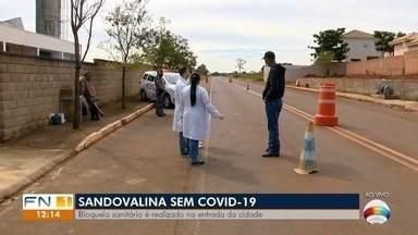No Oeste Paulista, 6 cidades continuam sem casos positivos da Covid-19 - Sandovalina é um dos municípios sem índices da doença.